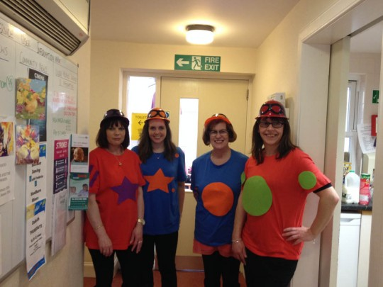St Davids Bradbury Day Care Staff