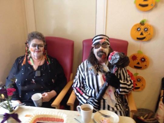 Halloween Parties 2014